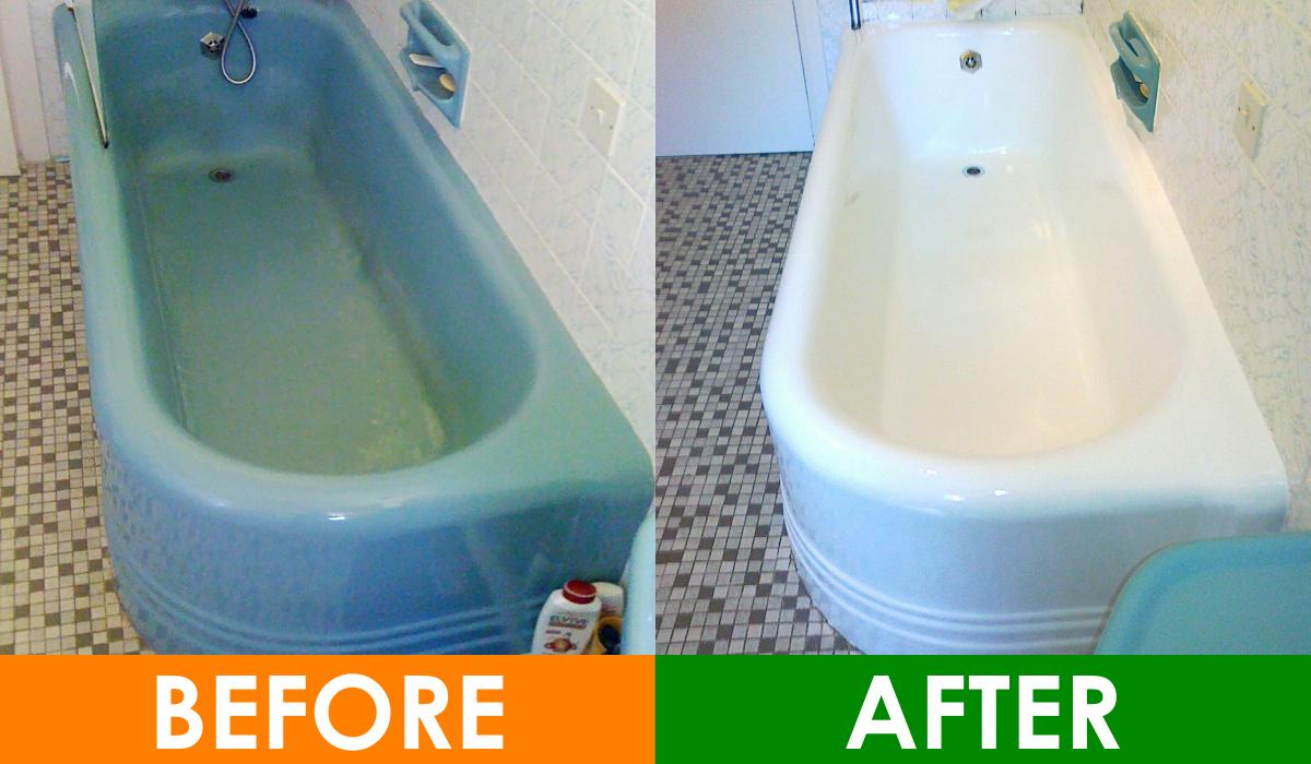 Bath Resurfacing – Bathdoctor